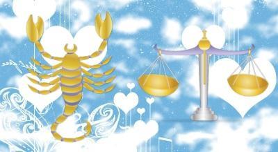 Браке и совместимости весы и скорпион