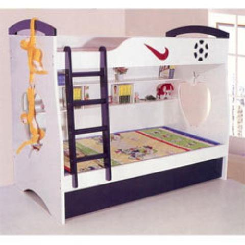 двухъярусные выдвижные детские кровати