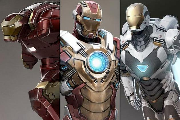Как сделать костюм «Железного человека»? - технологические 76