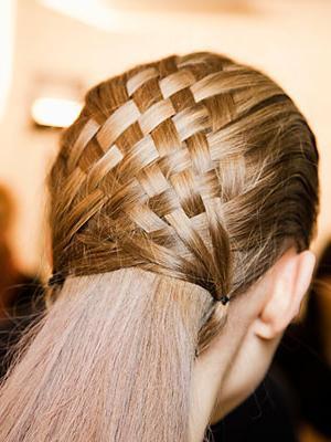 Длинная коса девичья краса корзинка
