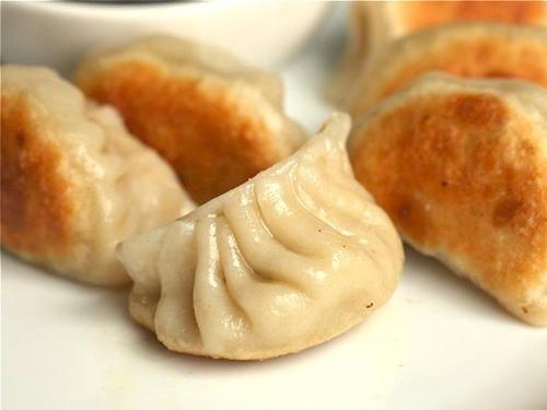 Китайские жареные пирожки Далянь (рецепт с фото)