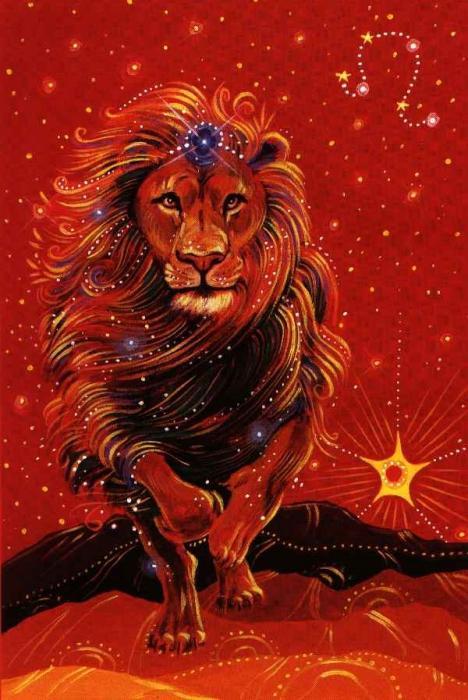 какие мужчины под знаком львы