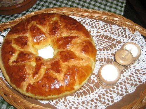 Преданья старины глубокой: свадебные караваи – рецепт за рецептом