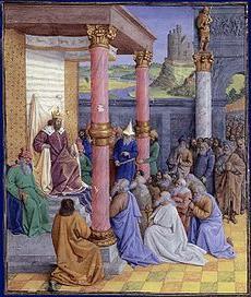 Основатели славянской письменности Кирилл и Мефодий