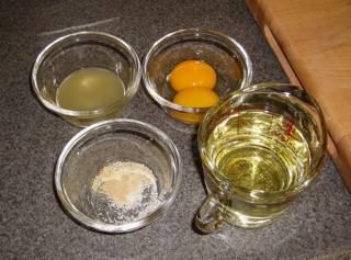 рецепт приготовления домашнего майонеза
