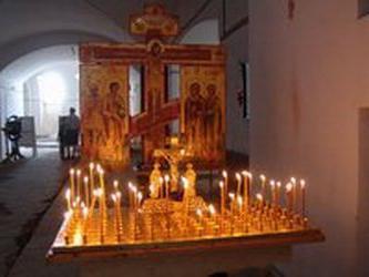 Белогорский монастырь мужской
