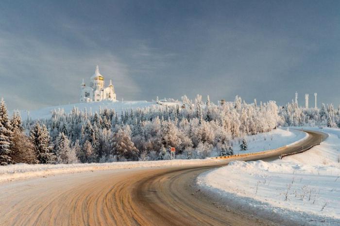 Белогорский монастырь как проехать