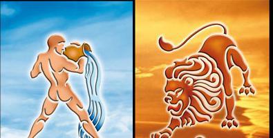 картинки водолея и льва события, подходящие
