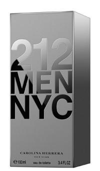 «212 Men» – истинно мужской запах!