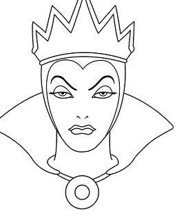 как нарисовать Снежную Королеву карандашом