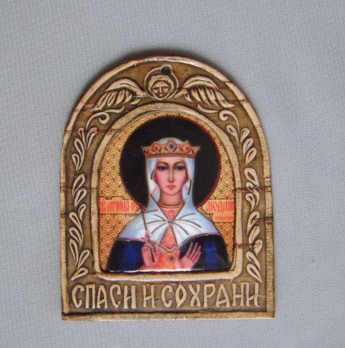 ладанка церковная