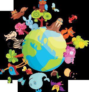 плакат на тему «Берегите природу»