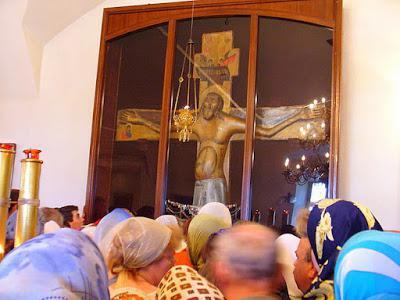 чествование креста