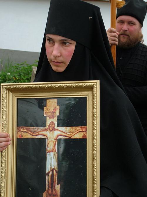животворящий крест в Годеново чудеса
