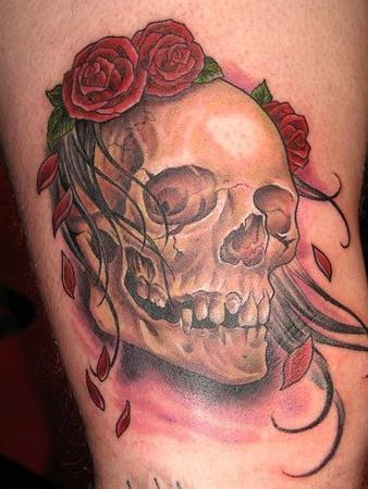 Какую лучше сделать татуировку 87