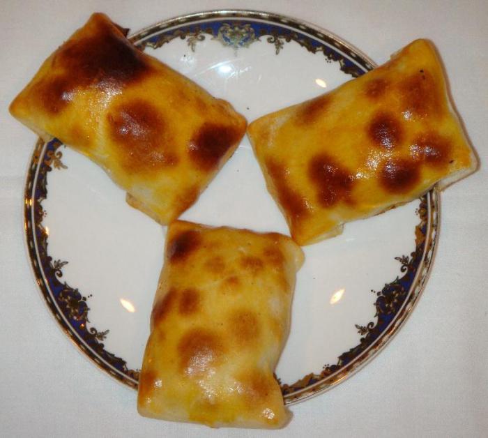 лепешки на сале в духовке рецепт