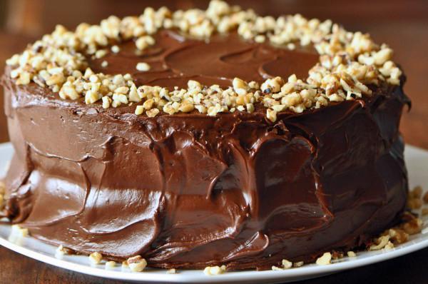 Рецепт шоколадного медового торта в домашних условиях