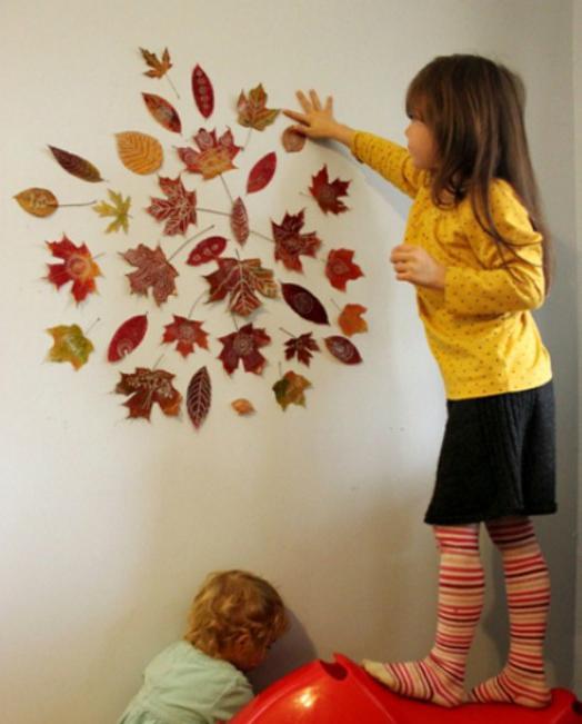 Панно на тему осень фото 197