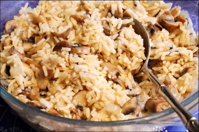 рис на гарнир как его можно приготовить
