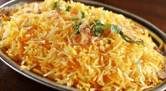 как можно приготовить рис вкусно