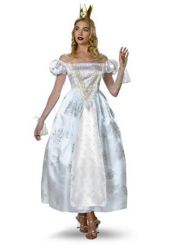снежная королева костюм