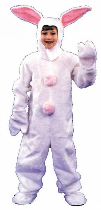 В Новый год, чтоб похохотать, шьём с ребёнком костюмчик зайц…