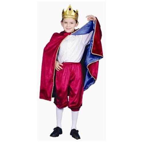 костюм короля для мальчика