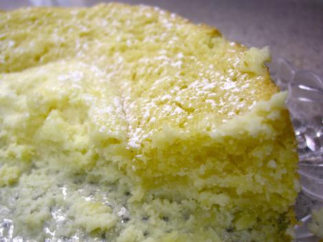Взбитый крем из яиц и сахара