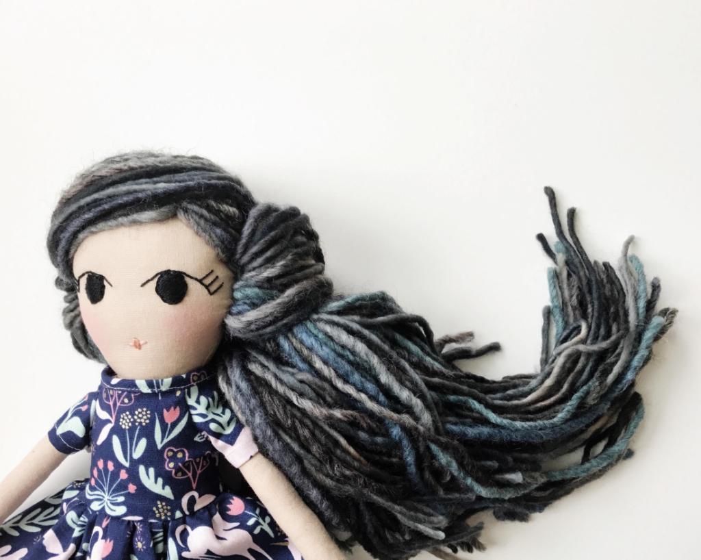 волосы куклы