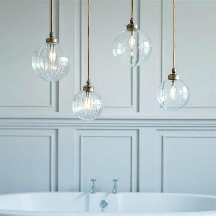 Плафоны и люстры для ванной