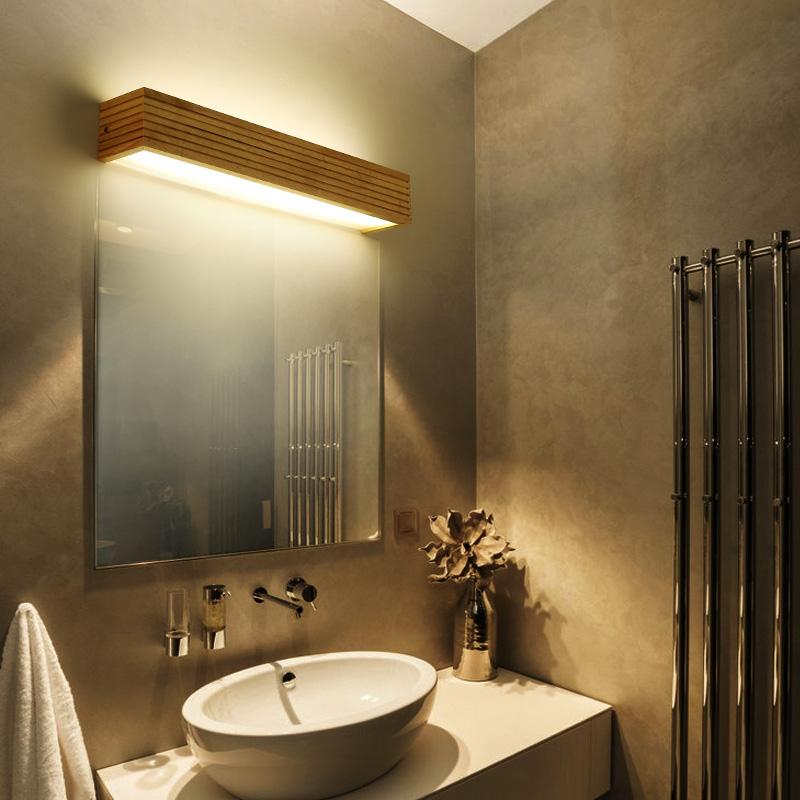 Разновидности освещения в ванной