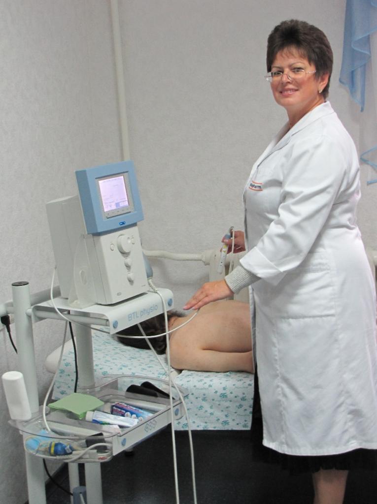 Аппараты для проведения амплипульстерапии