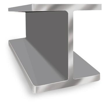 металлическая двутавровая балка