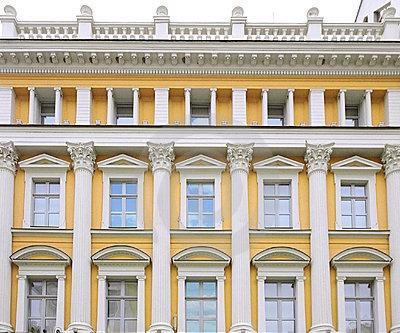Отделка фасадов зданий