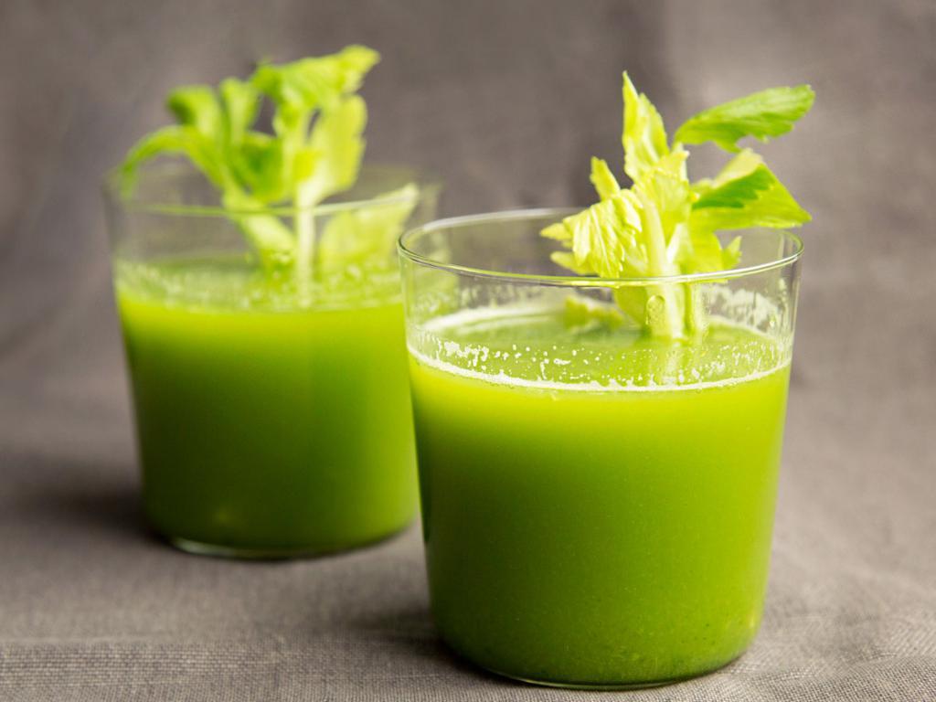 Сок сельдерея — полезные свойства и противопоказания -