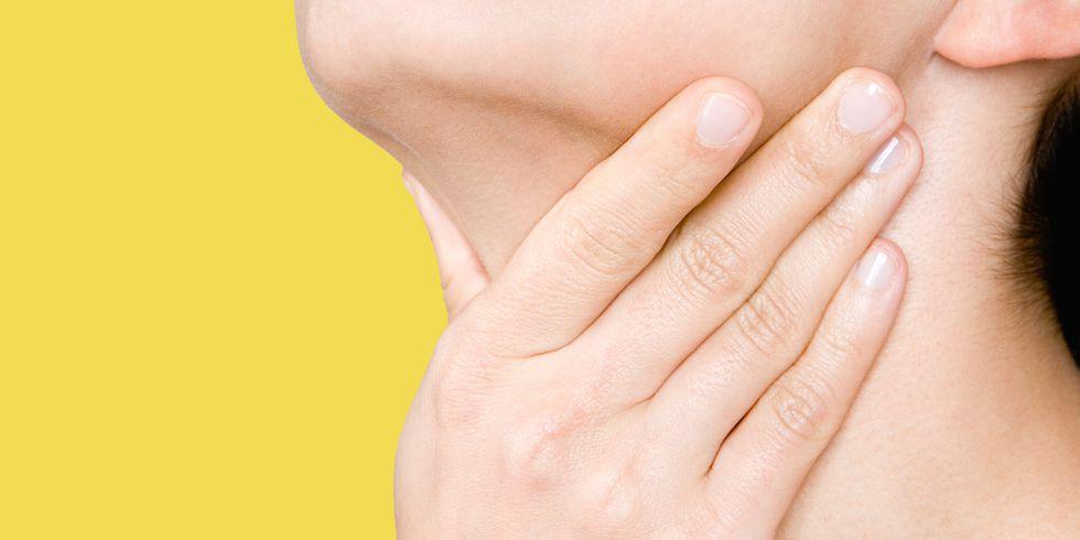 симптом кандидоза гортани