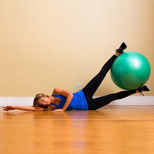 Как подтянуть внутреннюю часть бедер дома: упражнения, отзывы