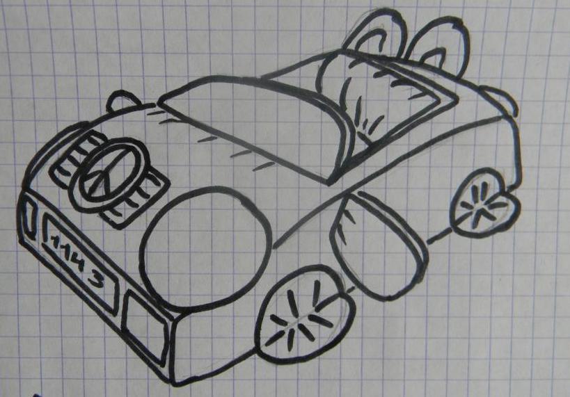 лежанка автомобиль