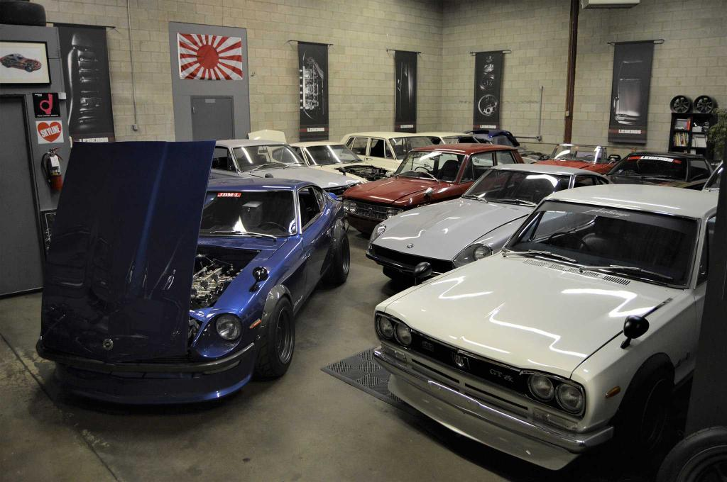 Cars from Japan
