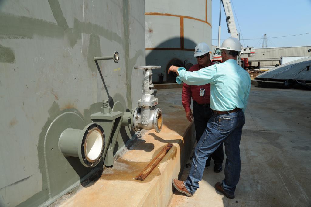 Техническое обслуживание и эксплуатация резервуаров