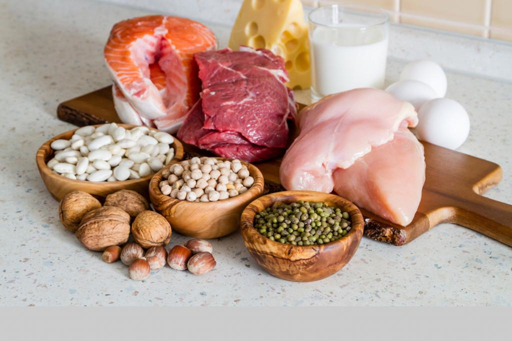 Картинка источники белка