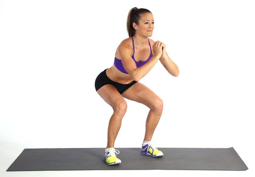 Лечебная физкультура: общеукрепляющие упражнения