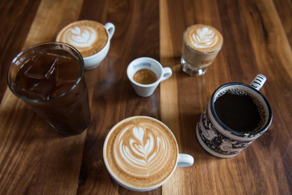 popular types of coffee