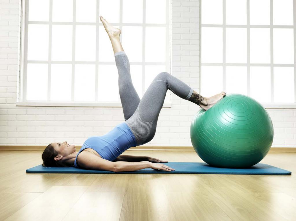 Pilates with inventory