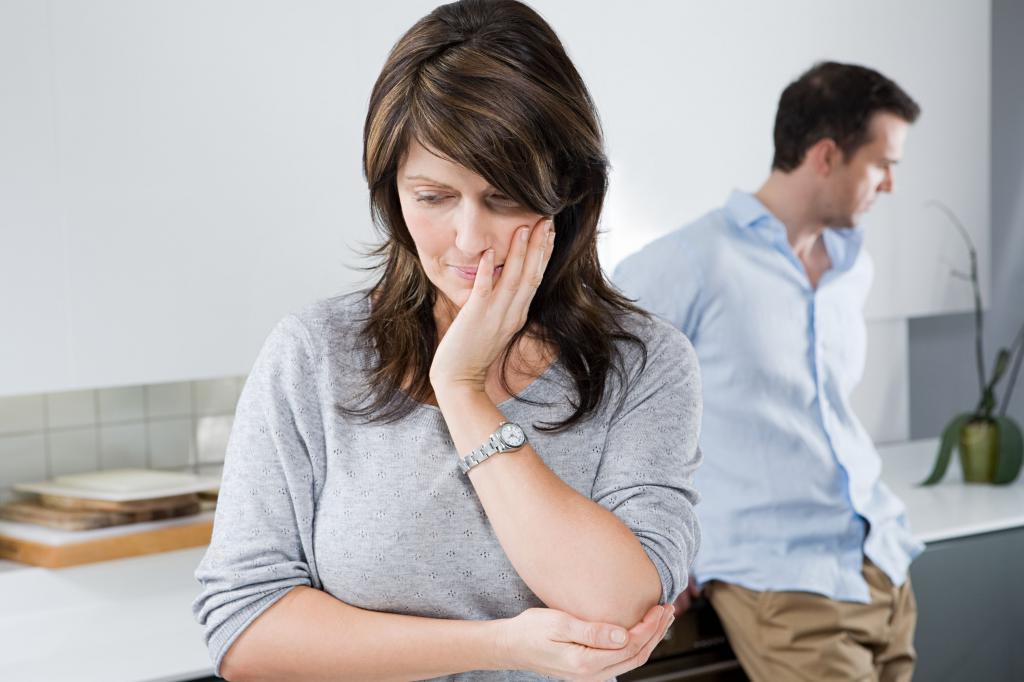 как сообщить о разводе