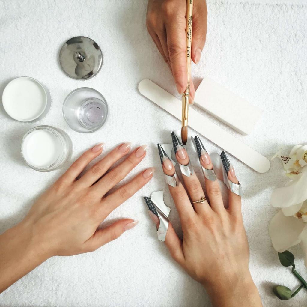 Технология наращивания ногтей гелем: пошаговая инструкция с фото и ... | 1024x1024