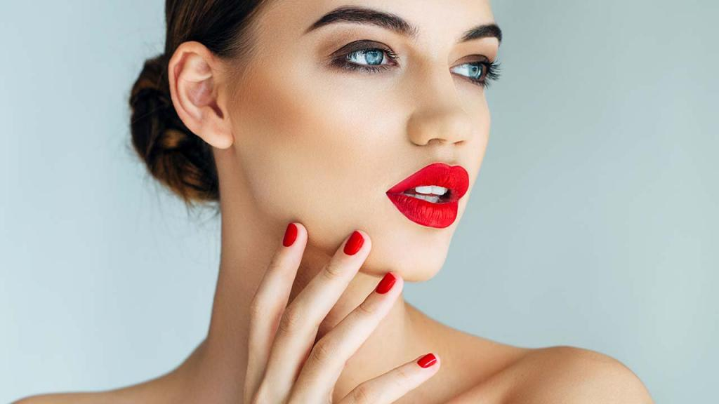 how to choose and wear red lipstick