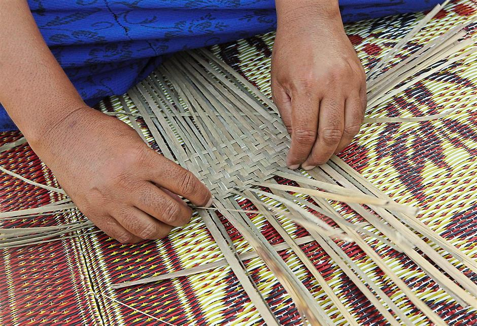 Плетение из камыша: мастер-класс для начинающих
