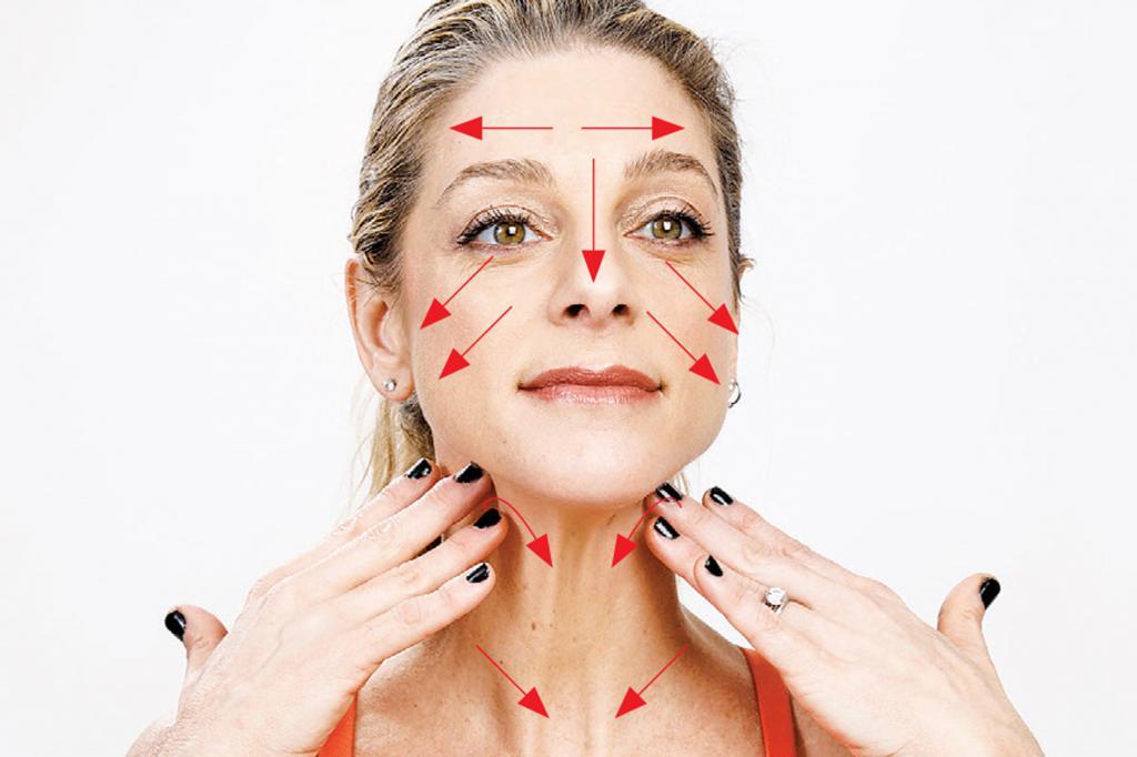 Французский массаж лица: техника, фото и отзывы