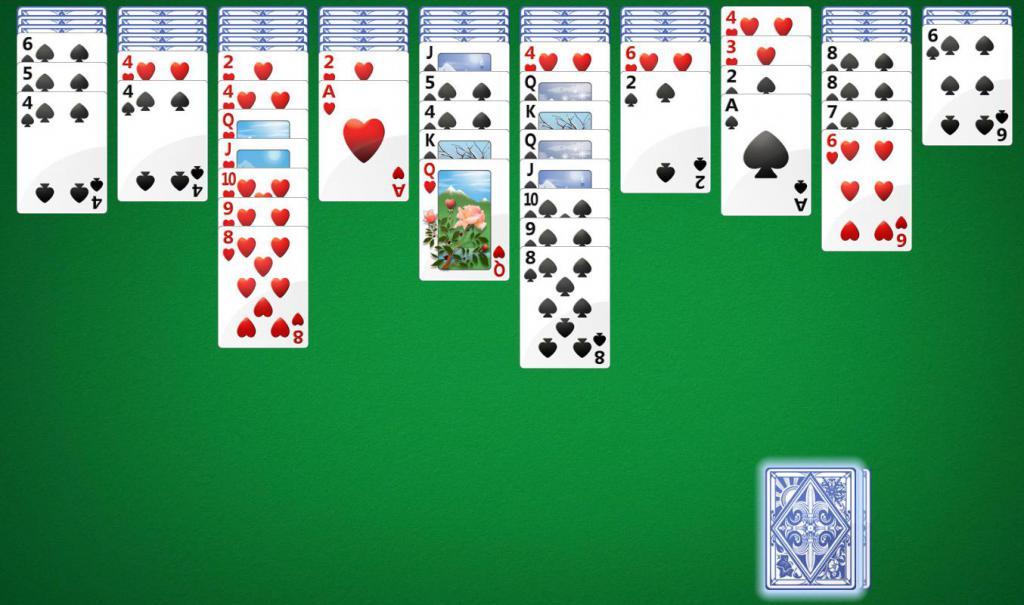 Играть в карты бесплатно пасьянс и паук онлайн покер болгария